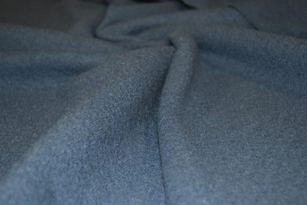 Вареная шерсть ладен (васильковый)