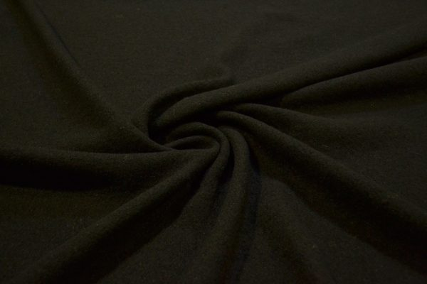 Вареная шерсть Ладен (чёрный)