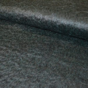 Пальтовая альпака сине-изумрудная