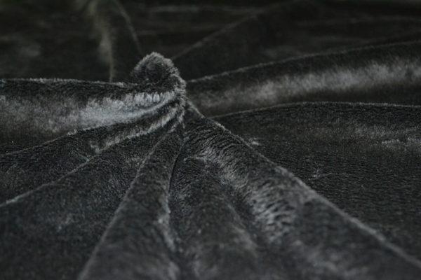 Искусственный мех Herno (чёрный)
