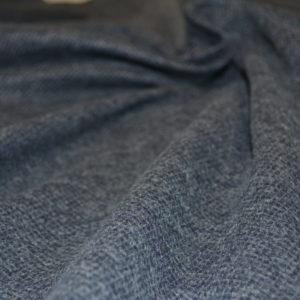 Трикотаж Джерси Brunello Cucinelli мелкий ромбик (синий)