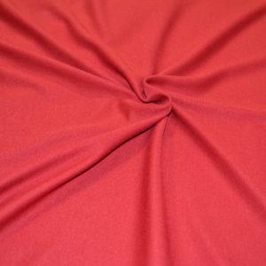 Трикотаж джерси (красный)