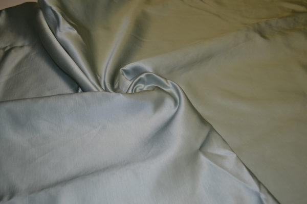 Плательная чесуча шелк-акрил (фисташковый)