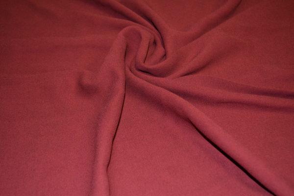 Плательно-блузочная вискоза полиэстр (винного цвета)