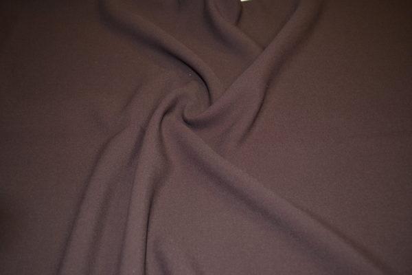 Плательно-костюмная вискоза с эластаном Max Mara (коричневая)