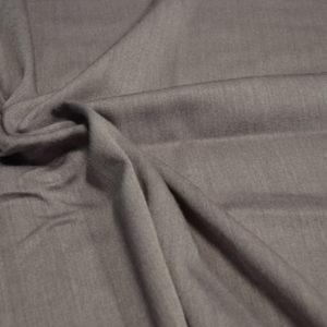 Костюмно-плательная шерсть LUIGI BOTTA (серый-меланж)
