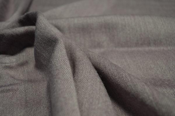 Костюмно-плательная шерсть светло-серая