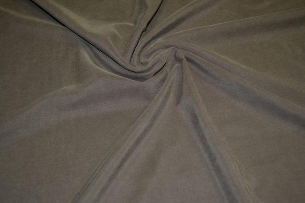 Мокрый шелк, вискоза полиэстер (хакки)