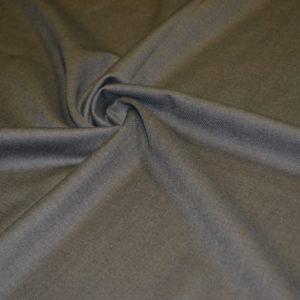 Шерсть костюмная с эластаном (коричневая в диагональ)