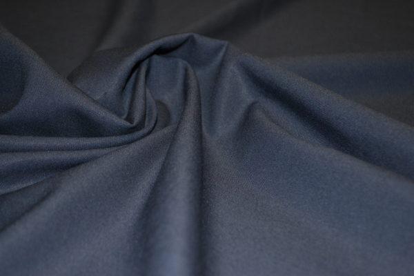 Шерсть костюмная (синяя)
