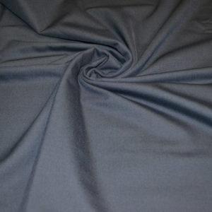 Шерсть костюмная с эластаном (темно-синяя)