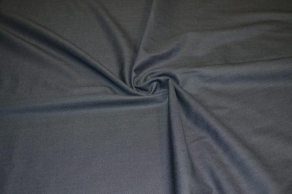 Шерсть костюмная с эластаном (серая в рябую диагональ)
