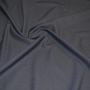 Шерсть костюмная с эластаном  (синяя)