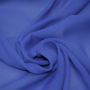 Вискоза с эластаном Morella синяя