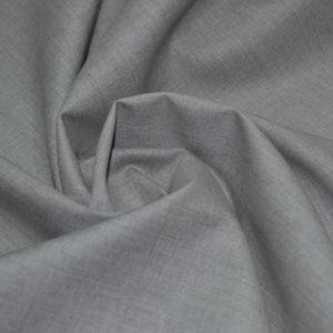 Шерсть костюмная с эластаном Max Mara (светло-серая)